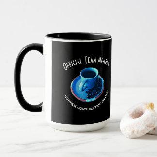 Ploeg | van de Consumptie van de koffie Blauwe Kop