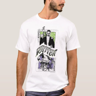 Ploeg | van de zelfmoord Joker & Harley Rotte 2 T Shirt