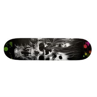 ploeter, SCHEDELS 18,7 Cm Mini Skateboard Deck