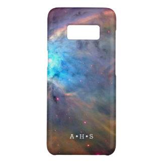 Plons van de supernova personaliseerde Initialen Case-Mate Samsung Galaxy S8 Hoesje