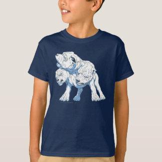 Pluizig T Shirt