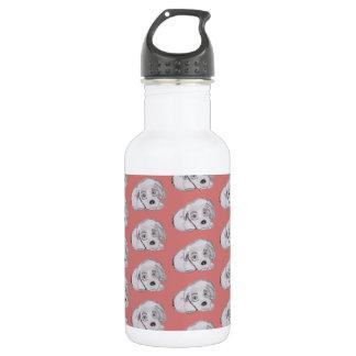 Pluizige Vinny - de Fles van het Water