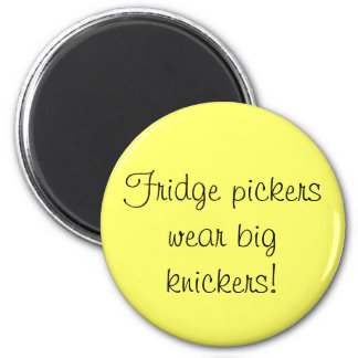 Plukkers van de koelkast draag grote korte broek magneet