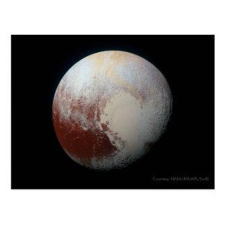 Pluto - de Grootste DwergBriefkaarten van de Briefkaart