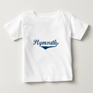 Plymouth Baby T Shirts
