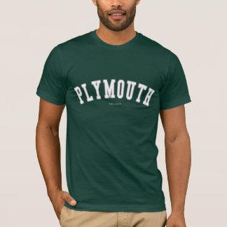 Plymouth T Shirt