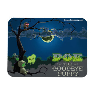 Poe de vaarwel Magneet van het Puppy