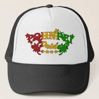Pohnpei Reggae Trucker Pet