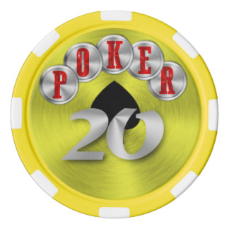 Pokerchips 20