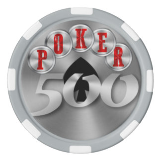 Pokerchips 500