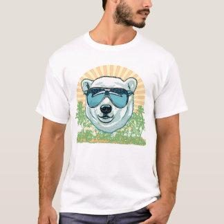 Polair aan ZonneBeer door Mudge Studios T Shirt