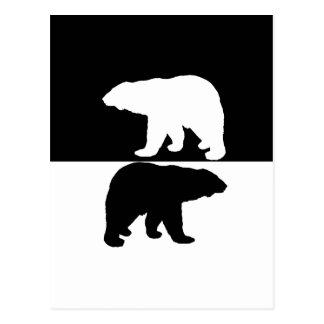 Polarbear Briefkaart