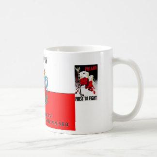 Polen Polska Lwow Koffiemok