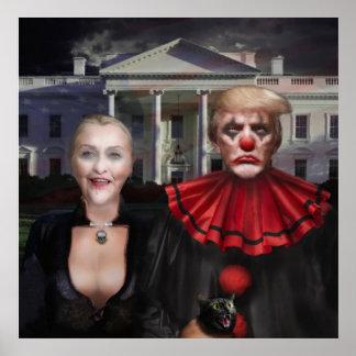 Politieke Gotisch Poster