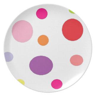 polkadots bord