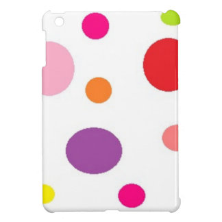 polkadots iPad mini hoesje