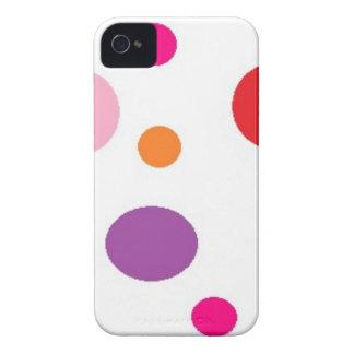 polkadots iPhone 4 hoesje