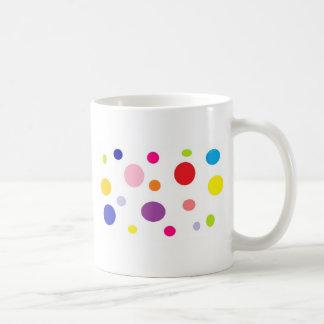 polkadots koffiemok