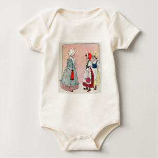 Polly, zette de ketel aan, Polly, aanzette de Baby Shirt