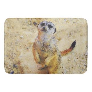 Poly Dieren - Meerkat Badmatten