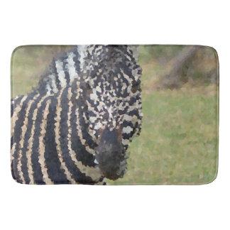 Poly Dieren - Zebra Badmatten