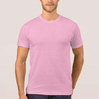 Poly-Katoenen van de Kleding van het mannen de T Shirt