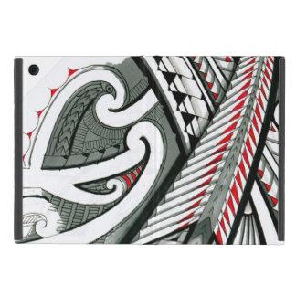Polynesische hawai van het het ontwerpeiland van iPad mini hoesje