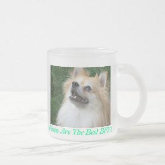 Pomeranian Berijpte Mok