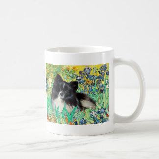 Pomeranian (BW) - Irissen Koffiemok