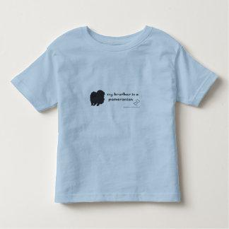 pomeranian kinder shirts