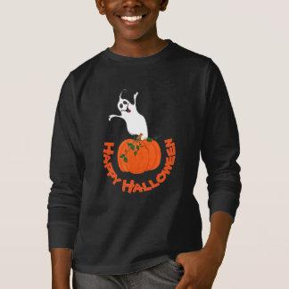 Pompoen en Spook - T-shirt