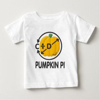 Pompoen Pi Baby T Shirts