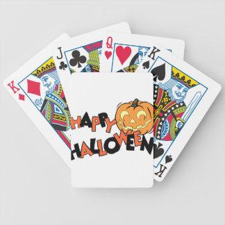 pompoen poker kaarten