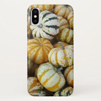 Pompoenen iPhone X Hoesje