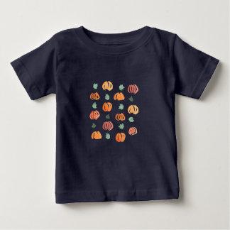 Pompoenen met de T-shirt van de Overlapping van