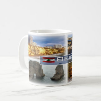 Pond - Libanon - Beiroet - Koffiemok