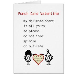 Ponskaart Valentijn - een grappig gedicht van Kaart