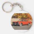 Pontiac GTO Sleutelhanger