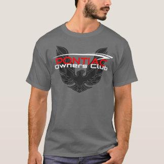 PontiacOwnersClub Firebird T Shirt