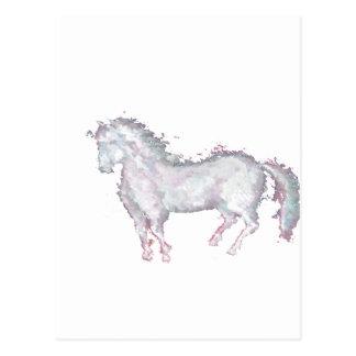 Pony Briefkaart