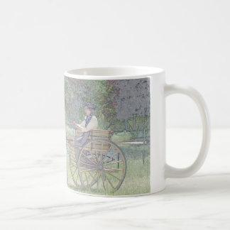 pony vervoer koffiemok