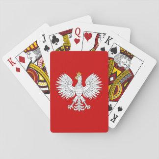 Pools Eagle Speelkaarten