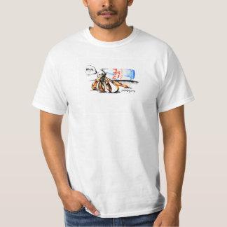 """poopy kluizenaar """"humph"""" krabt-shirt t shirt"""