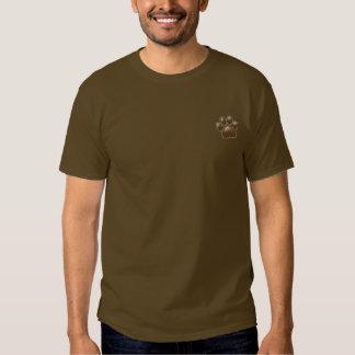 poot en ovaal logo shirts