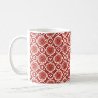 Poot-voor-koffie Mok (Kruid)