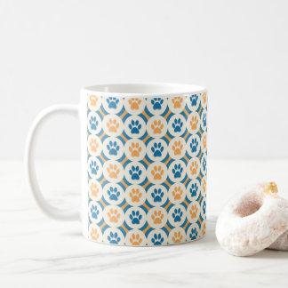 Poot-voor-koffie Mok (Mosterd/Wintertaling)
