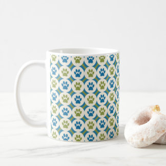 Poot-voor-koffie Mok (Olijf/Wintertaling)