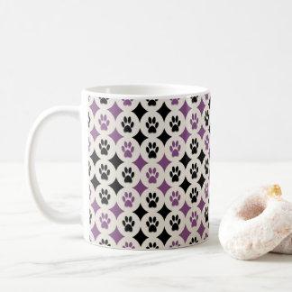Poot-voor-koffie Mok (Pruim)