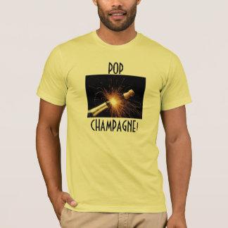 Pop Champagne T Shirt
