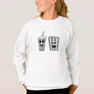popcorn en soda trui
